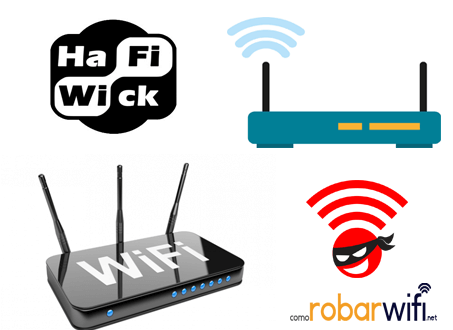 hackear wifi router